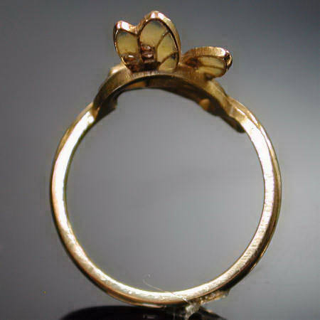 Plique ajour art nouveau ring signed dubret images by for Art nouveau fenetre