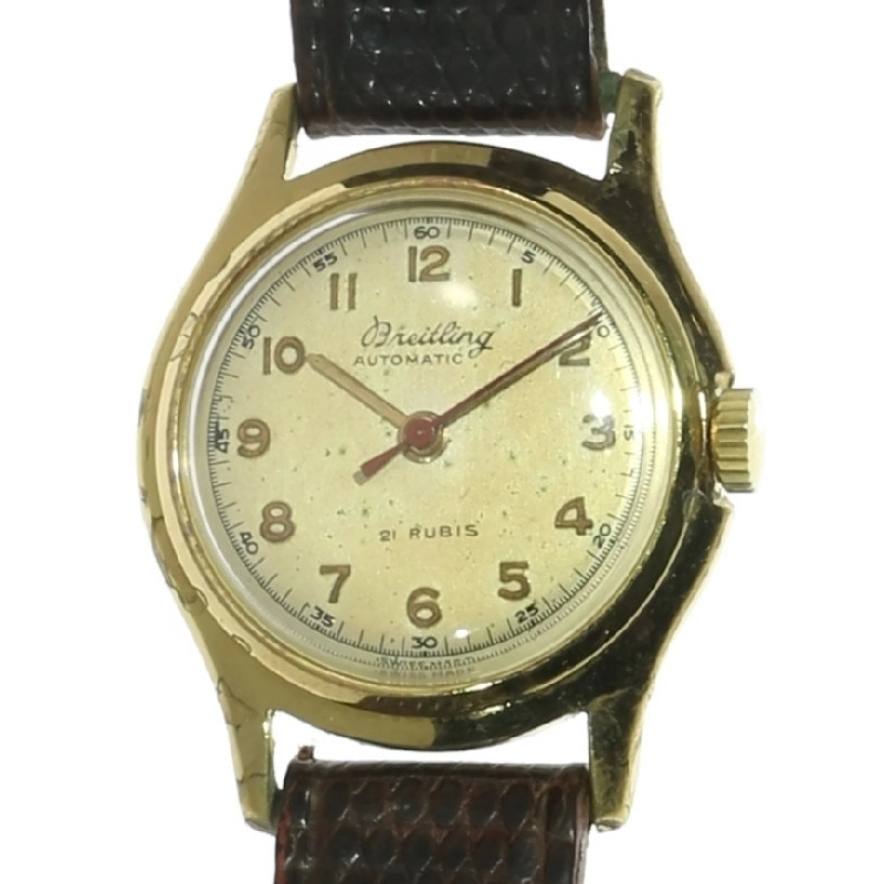 Breitling Automatic vintage ladies' wrist watch - anno 1940