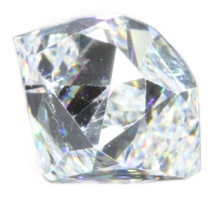 Peruzzi cut diamond - one of the first models of brilliant cut mid 17th Century