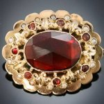 garnet, month stone or birthstone for January
