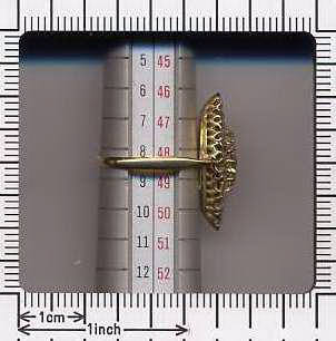 Victorian rose cut diamond cluster ring