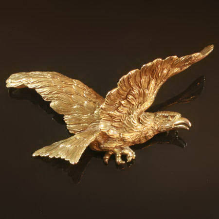 eagle symbolism in jewelry