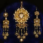 Original antique jewelry