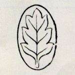 feuille de chêne (1906-1953)