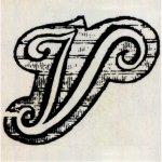 letter v (1906-1953)