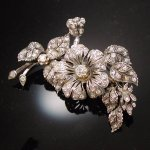 Flower symbolism in jewelry
