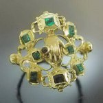 emerald, month stone or birthstone for May